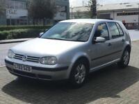 Volkswagen Golf 1.6 Match 5dr H.P.I CLEAR