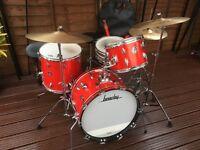 Beverley Vintage Premier-made Drums Shell Pack