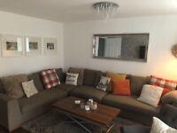 Corner sofa from Dwell