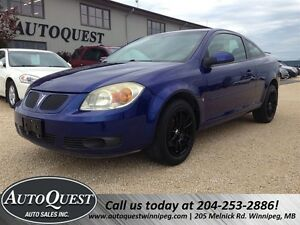 2007 Pontiac G5 - Affordable & Economical! FRESH SAFETY!