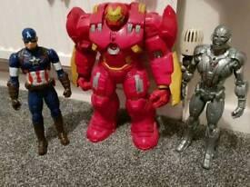 Avengers interactive Toys!