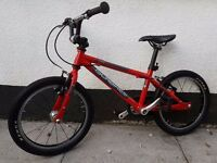 Islabike CNOC 16 Red - Perfect bike for any child, boy or girl, aged 4+ years. Great condition.