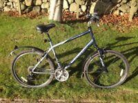 Gents bike,TREK Navigator 300, 26in wheels, 24 gears, little used