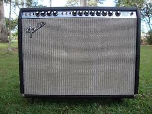 Fender Vibrosonic Reverb - 1973/4 - made in USA Clayfield Brisbane North East Preview
