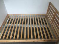 TARVA IKEA double bedframe