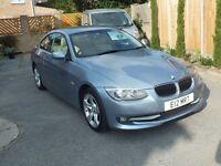 BMW 320 SE DIESEL COUPE BEAUTIFUL CAR CREAN LEATHER