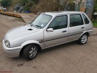Rover Metro 1996 24,000 miles. Very clean car