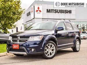 2017 Dodge Journey 7 SEATS| LEATHER| AWD| CLEAN HISTORY|