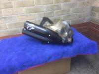 Ducati Scrambler termignoni Exhaust