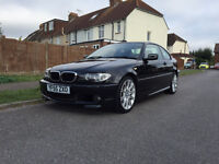 BMW 3 Series 2.0 318Ci M Sport 2dr £2,995 p/x welcome 2005 (55 reg), Coupe