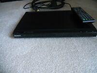 Sony DVP -SR150 CD/DVD player