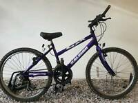 "24"" wheel second hand bike"