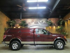 2010 Ford F-150 ** LOW K!!  LEER UTILITY TOP **