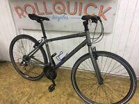 Raleigh Strada 2 Hybrid bike