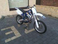 YZ 125 YZ CR KX RM KTM TM OFF ROAD MOTOCROSS