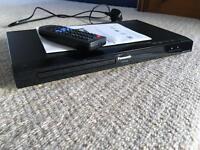 Panasonic DVD-S38 Progressive Scan DVD Player