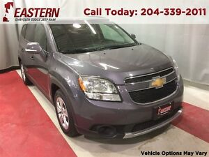 2014 Chevrolet Orlando LT 2.4L A/C CRUISE REMOTE ENTRY USB RADIO