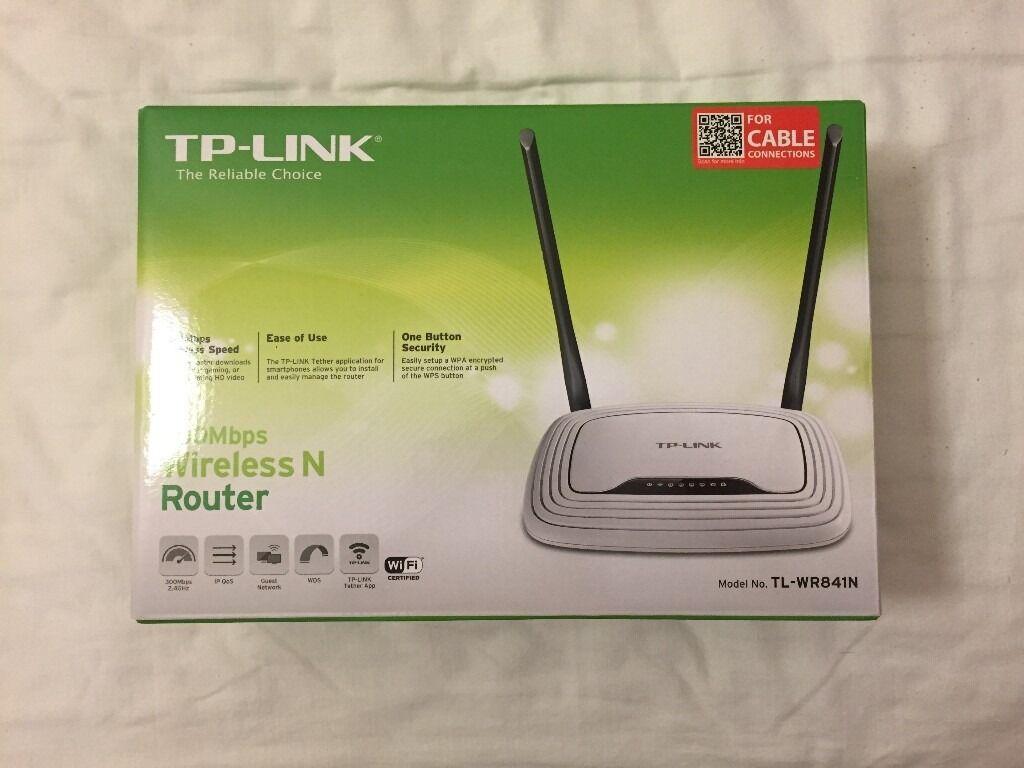 TP-Link Wireless Router | in London Bridge, London | Gumtree