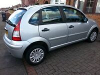 CITROEN C3..2006...61500..MOT OCT18..FSH..MINT CAR IN OUT AS NEW..3 LADY OWNERS FROM NEW