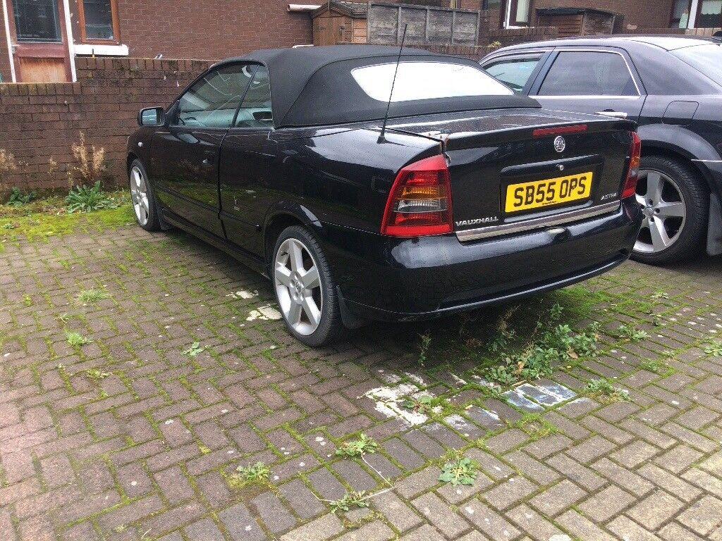 Vauxhall Astra Bertone Exclusive