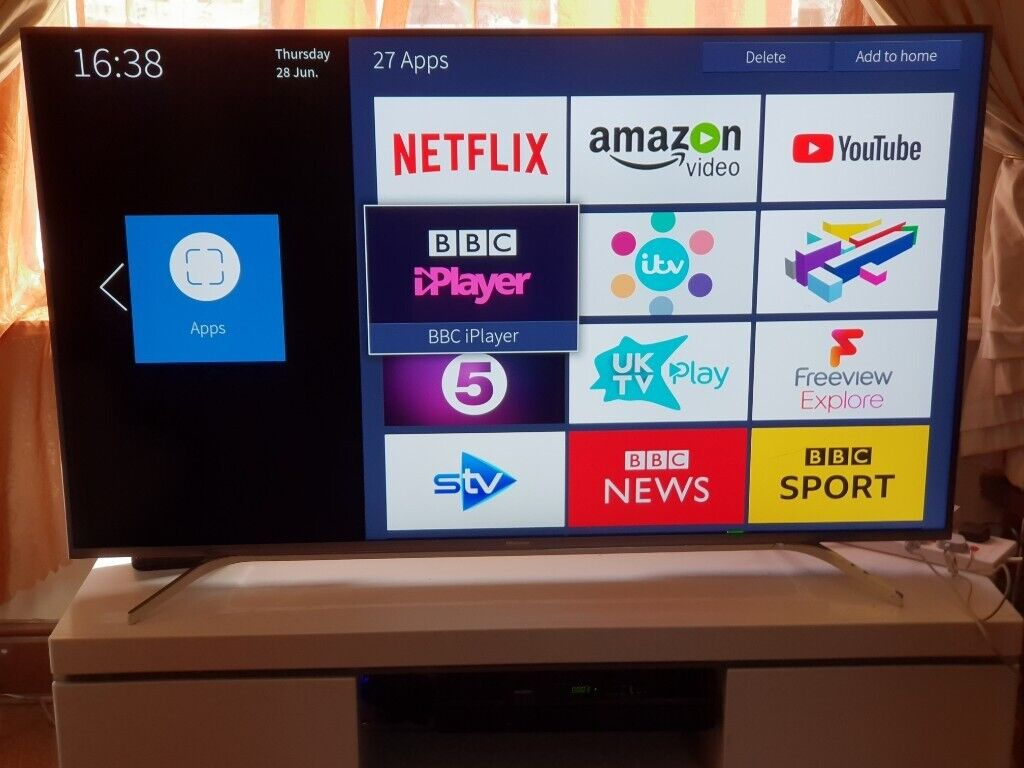 NEW & BOXED Hisense 55 inch 4K UHD HDR10 Smart LED TV Freeview & FREESAT  HD,EXCELLENT CONDITION 5 | in Salford, Manchester | Gumtree