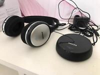 Philips Wireless Hi-Fi Headphone SHC5200