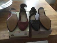 Clarke's Ladies shoes