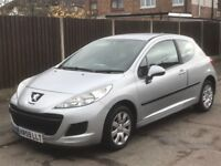 2009 59 PEUGEOT 207 1.4 3 DOOR VERY GOOD CONDITION