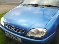 off side headlight for 2002 citroen saxo £18