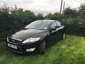 FORD MONDEO 2010 DIESEL AUTOMATIC