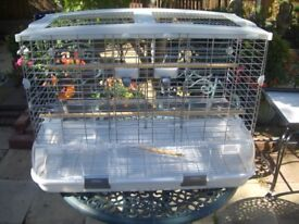 Large Hagen Vision Bird Cage