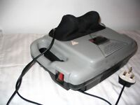 Electric Shiatsu massager
