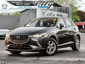 2017 Mazda CX-3 GS AWD! LOW KMS! GREAT SHAPE! SAVE!