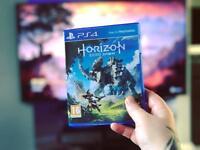 Horizon Zero Dawn PS4 Game - Like New