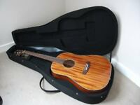 Tanglewood TW40 SDD Sloped Shoulder Dreadnought Acoustic Guitar.