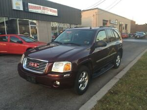 2007 GMC Envoy SLT 4X4  6 CYL. FULLY LOADED