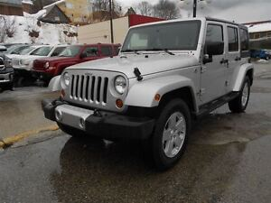2008 Jeep WRANGLER UNLIMITED SARAHA, DUAL TOPS, TOW PKG