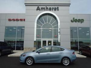 2013 Dodge Dart SXT low km / dealership maintained
