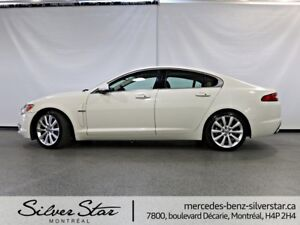 2010 Jaguar XF SUNROOF-NAVI SYS-LEATHER UPHOLSTERY