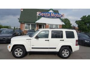2010 Jeep Liberty NORTH EDITION * 4X4 * SUNROOF