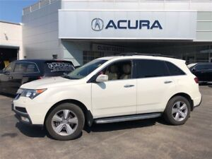 2013 Acura MDX BASE | NOACCIDENTS | SUNROOF | LEATHER | 300HP
