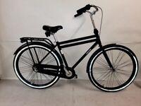 v 🚲🚲Fully Serviced UNION DUTCH City Bike 3 Speed M Size Warranty Lightweight 🚲🚲