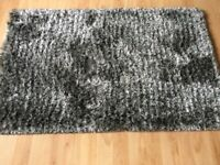 Brand new Hedge hog grey colour rug