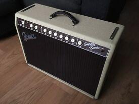 Fender Supersonic 22 Valve Tube Guitar Amp Amplifier