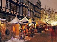 STAFF WANTED FOR CHRISTMAS MARKET IN CHESTER