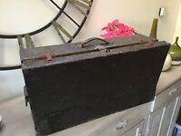 Large Vintage Tool Chest