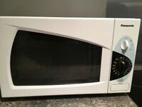 Excellent Condition Compact Panasonic Microwave
