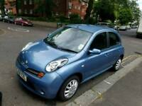 Nissan Micra 1.2 2008 low 55214Males m.o.t January 2019