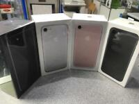 Brand new iPhone 7 -1 year Apple warrenty