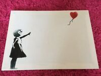 A3 Banksy Canvas